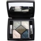 Dior 5 Couleurs szemhéjfesték árnyalat 456 Jardin (Couture Colour Eyeshadow Palette) 6 g