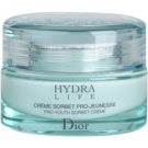 Dior Hydra Life creme hidratante para pele normal a mista (Pro-Youth Sorbet Creme) 50 ml