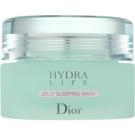 Dior Hydra Life feuchtigkeitsspendende Maske für die Nacht (Jelly Sleeping Mask) 50 ml