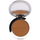 Dior Diorskin Nude Air Tan Powder bronz puder za zdrav videz s čopičem odtenek 001 Miel Doré/Golden Honey 10 g