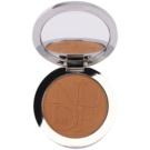 Dior Diorskin Nude Air Tan Powder bronz puder za zdrav videz s čopičem odtenek 002 Ambre/Amber 10 g