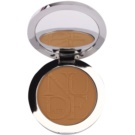 Dior Diorskin Nude Air Powder polvos compactos para un aspecto saludable  con cepillo tono 040 Miel/Honey Beige 10 g