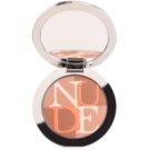Dior Diorskin Nude Tan бронзираща озаряваща пудра цвят 002 Amber  10 гр.