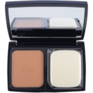 Dior Diorskin Forever Compact Compact Foundation SPF 25 Color 050 Dark Beige (Flawless Perfection Fusion Wear Makeup) 10 g