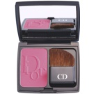 Dior Diorblush Vibrant Colour руж - пудра цвят 676 Coral Cruise (Vibrant Colour Powder Blush) 7 гр.