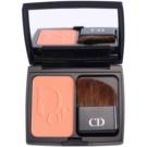 Dior Diorblush Vibrant Colour fard de obraz sub forma de pudra culoare 586 Orange Riviera  7 g