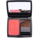 Dior Diorblush Vibrant Colour руж - пудра цвят 896 Redissimo (Vibrant Colour Powder Blush) 7 гр.