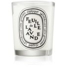 Diptyque Feuille de Lavande vonná svíčka 190 g