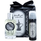 Dirham Dirham Gift Set I.  Eau De Parfum 100 ml + Deodorant Spray 50 ml