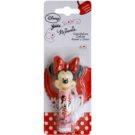 Disney Cosmetics Miss Minnie balzam na pery s ovocnou príchuťou Cherry 4,5 g