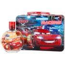 Disney Cars lote de regalo I. eau de toilette 100 ml + taper de merienda
