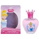 Disney Princess Cinderella A Smile Is Magical toaletní voda pro děti 50 ml
