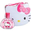 Disney Hello Kitty set cadou I.  Apa de Toaleta 100 ml + caserolă de mâncare
