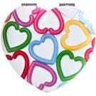 Diva & Nice Cosmetics Accessories espelho cosmético em forma de coração Hearts (7x7 cm)