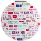 Diva & Nice Cosmetics Accessories oglinda rotunda cosmetica (7x7 cm)