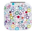 Diva & Nice Cosmetics Accessories Square Pocket Mirror (6,8 x 6,8 cm)