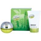 DKNY Be Delicious подаръчен комплект XIII. парфюмна вода 30 ml + мляко за тяло 100 ml