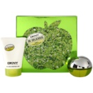 DKNY Be Delicious darilni set VIII. parfumska voda 50 ml + losjon za telo 100 ml