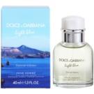 Dolce & Gabbana Light Blue Discover Vulcano Pour Homme Eau de Toilette für Herren 40 ml