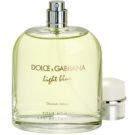 Dolce & Gabbana Light Blue Discover Vulcano Pour Homme toaletní voda tester pro muže 125 ml