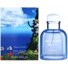 Dolce & Gabbana Light Blue Beauty of Capri toaletna voda za moške 75 ml