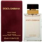 Dolce & Gabbana Pour Femme (2012) eau de parfum nőknek 25 ml