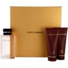 Dolce & Gabbana Pour Femme Travel Edition set cadou III. Eau de Parfum 100 ml + Lotiune de corp 100 ml + Gel de dus 100 ml