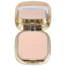 Dolce & Gabbana The Foundation Perfect Matte Powder Foundation Matte Powder Make up With Mirror And Applicator Color No. 50 Ivory (Perfect Matte Powder Foundation Wet Or Dry) 15 g