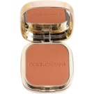 Dolce & Gabbana The Foundation Perfect Matte Powder Foundation maquillaje en polvo matificante  con espejo y aplicador tono No. 160 Sable  15 g