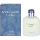 Dolce & Gabbana Light Blue Pour Homme Eau de Toilette for Men 200 ml