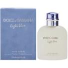 Dolce & Gabbana Light Blue Pour Homme Eau de Toilette para homens 125 ml