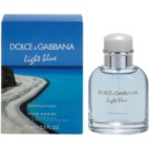 Dolce & Gabbana Light Blue Swimming in Lipari Eau de Toilette für Herren 75 ml