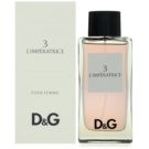 Dolce & Gabbana D&G Anthology L´Imperatrice 3 eau de toilette nőknek 100 ml
