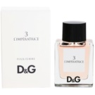 Dolce & Gabbana D&G Anthology L´Imperatrice 3 eau de toilette nőknek 50 ml