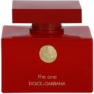 Dolce & Gabbana The One Collector's Edition eau de parfum teszter nőknek 75 ml
