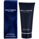 Dolce & Gabbana Pour Homme bálsamo após barbear para homens 100 ml