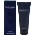 Dolce & Gabbana Pour Homme sprchový gel pro muže 200 ml