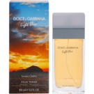 Dolce & Gabbana Light Blue Sunset in Salina eau de toilette nőknek 100 ml