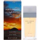 Dolce & Gabbana Light Blue Sunset in Salina toaletná voda pre ženy 50 ml