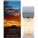 Dolce & Gabbana Light Blue Sunset in Salina toaletná voda pre ženy 25 ml