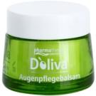 Doliva Basic Care бальзам для шкіри навколо очей від  зморшок, набряків та темних кіл під очима 15 мл