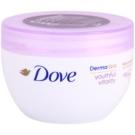 Dove DermaSpa Youthful Vitality Crema de corp pentru reintinerire pentru o elasiticitate mai buna a pielii  300 ml