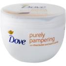 Dove Purely Pampering Shea Butter tělový krém bambucké máslo a vanilka  300 ml