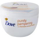 Dove Purely Pampering Shea Butter tělový krém bambucké máslo a vanilka (Body Cream) 300 ml