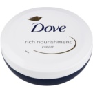 Dove Rich Nourishment crema corporal nutritiva con efecto humectante 150 ml