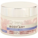 Dr Irena Eris Body Art Smoothing Skin Technology Hautpeeling mit Zucker  220 g