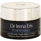 Dr Irena Eris Fortessimo 45+ нічний розгладжуючий крем проти зморшок (Triple Action) 50 мл