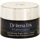 Dr Irena Eris Fortessimo 45+ creme de noite suavizante antirrugas (Triple Action) 50 ml