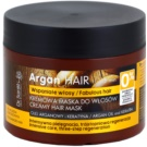 Dr. Santé Argan Cream Mask For Damaged Hair (Argan Oil and Keratin, Intensive Care, Tree-Step Regeneration) 300 ml