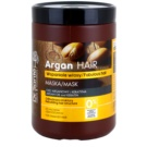 Dr. Santé Argan Cream Mask For Damaged Hair (Argan Oil and Keratin, Intensive Care, Tree-Step Regeneration) 1000 ml